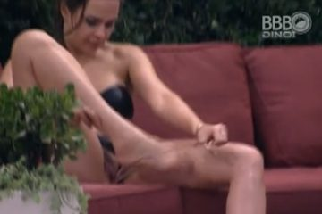 O dia que Ana paula mostrou a bucetinha no BBB