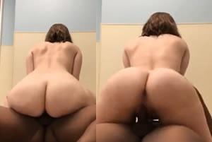Cavalgada maravilhosa dessa rabuda gostosa no sexo amador brasileiro